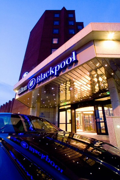 Hilton Blackpool Hotel Event Party Venue Function Room Hire